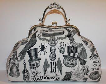 Handbag 'Dark'