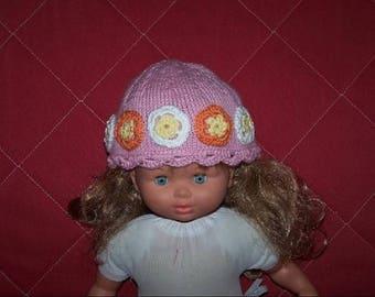 Cotton 3 month Hat
