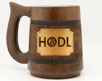 Hodl mug Gift for miner Cryptocurrency Bitcoin art Hodl bitcoin Crypto Bitcoin miner Bitcoin gifts BTC mug Gift for him Gift for friend