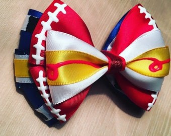 Jessie The Cowgirl Inspired Bow