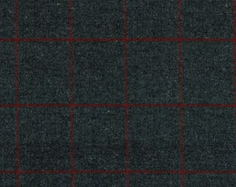1765/3 Scottish Tweed Fabric - 100% Wool
