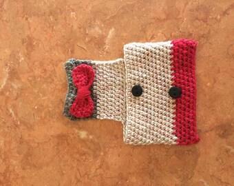 Crochet Pattern Cat Jumper Sweater