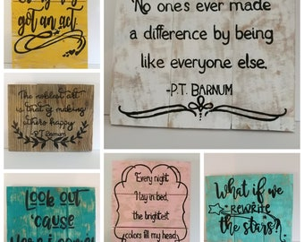 Greatest Showman pallet sign, rustic movie signs, greatest showman art, circus pallet art,  inspirational sign, greatest showman lyric art