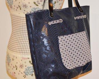 Kayssie blue handbag