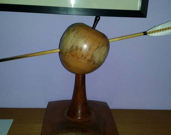 Archery trophy. Trophy