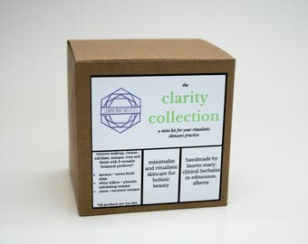 The Clarity Collection for Oily, Acneic Skin
