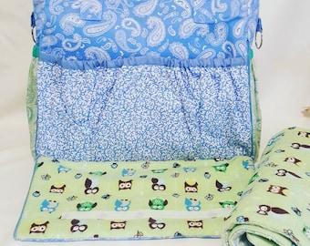 Nappy Bag/ Baby Bag/ Diaper Bag