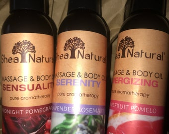 Shea Massage oil