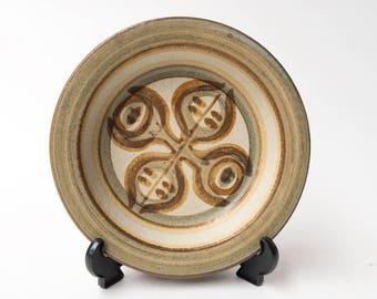 Soholm Denmark, Hand Made Stoneware Bowl