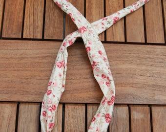 Headband flower pattern wire