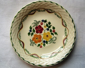 "DOLLAR DEAL! Adams Titian Ware ""Blossom Time"" Saucer"