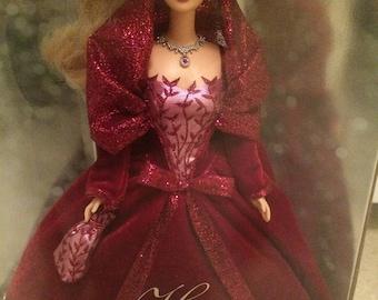Holiday Celebration Barbie (2002) - Special Edition