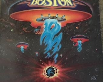 Boston Vinyl LP