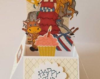 A Gorjuss Happy Birthday