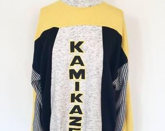 Kamikaze racing sweatshirt