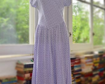 Vintage Lilac Dress // Jomas Estelle