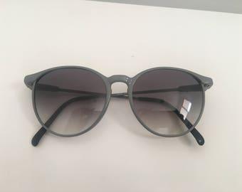 New Vintage Round Plastic Sunglasses CF50 52