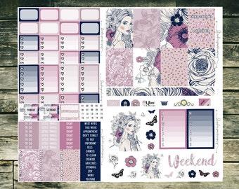 Grace - Weekly Kit // Happy Planner