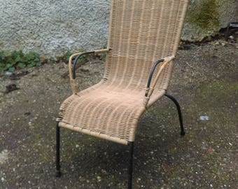 Rattan chair child