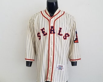 Rare San Francisco Seals Baseball Jersey