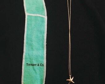 Elsa Peretti Silver Starfish Pendant - 1970s - Tiffany & Co