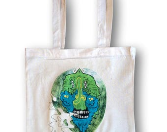 Grocery Bag, Tote, Everyday Bag, Canvas Handbag Tote, Handbag Canvas Tote, Linen Beach Bag, Shoulder Bag, Canvas Tote Bag, Tote Bag, Sloclo