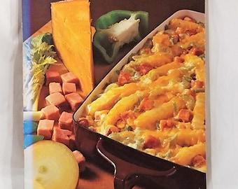 Menu Magic Cookbook, Family Favorites From Ore-Ida, Vintage Cookbook, Potato Recipes, Vintage Recipes, 1980s