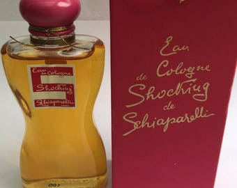 Schiaparelli SCHOKING DE SCHIAPARELLI eau de cologne 4oz / 118ml  in box