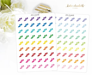 Running Shoes || Planner Stickers I-020