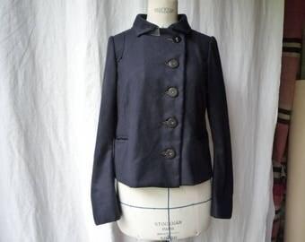 Navy jacket - M-