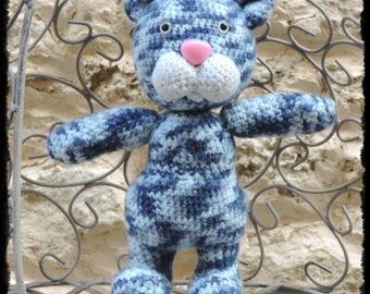 This soft toy crochet (amigurumi)