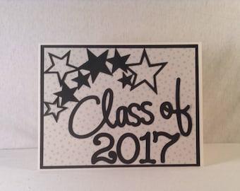 CLASS OF 2017 Graduation Card