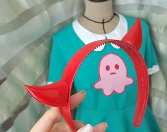 STAR BUTTERFLY HEADBAND horns Star vs the Forces of evil cosplay costume