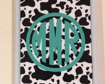 Iphone 5/5s,6/6s,6plus,7,&7plus or Samsung S5,S6,S6edge case choose animal print zebra, cheetah, cow, tiger