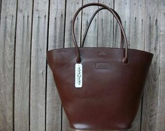 Market Shopper Leather