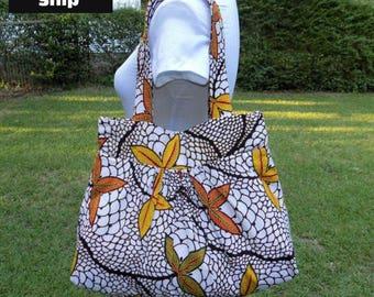 African Print Bag, Ankara Shoulder Bag, Shoulder Bag, Handmade Bag, Women's Handbag, African Clothing, Ankara Bag, Tote Bag, Gifts for her