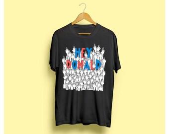 Hey Donald Tee Shirt
