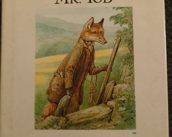 Beatrix Potter Book -The Tale of Mr Tod