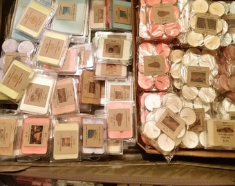 MUST GOES wax melts and Tlites shop owners choice