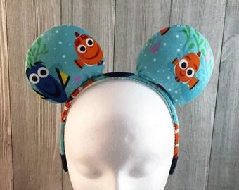 Finding Nemo Mickey Ears