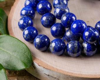 LAPIS LAZULI Power Bracelet - Lapis Lazuli Bracelet, Lapis Lazuli Stone, Lapis Lazuli Crystal, Lapis Lazuli Jewelry, Lapis Lazuli Bead E0592