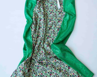 Green Forest Cape