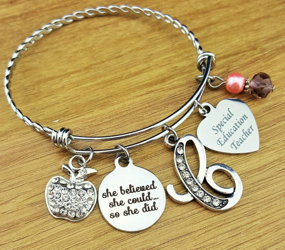 Special Education Teacher Gifts Special Ed Teacher Gifts Teacher Graduation Gift College Graduation Gift for Her Senior 2017 Senior Gifts