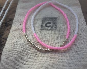 Summer Neon Bracelets