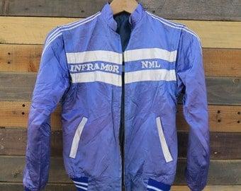 0412 - Vintage - Reversible Jacket - Reversible Vest - Polyester Garment