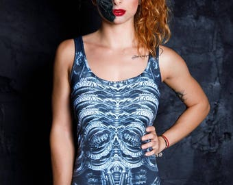 Catsuit, Halloween outfit, Steampunk clothing, festival clothing, women bodysuit, Halloween clothing, alternative clothing, rave outfit
