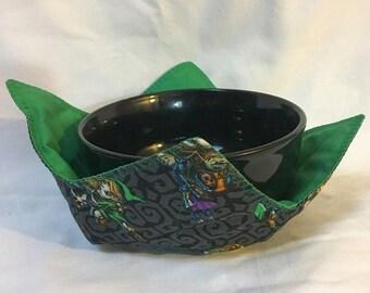 Legend of Zelda Bowl Holder, Majoras Mask Bowl Cozy