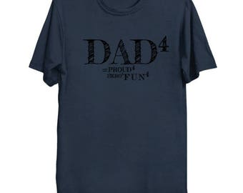 DAD to the FOURTH | T-Shirt