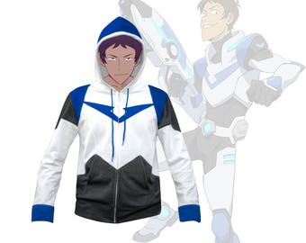 VOLTRON Lance cosplay, voltron lance jacket, voltron lance hoodie, voltron lance shirt, voltron jacket, voltron hoodie, voltron cosplay