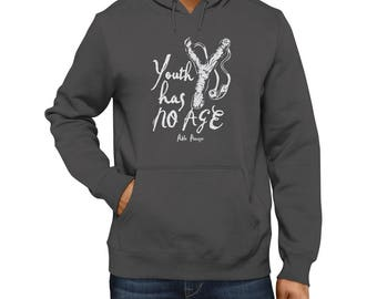 Youth Has No Age Hoodie